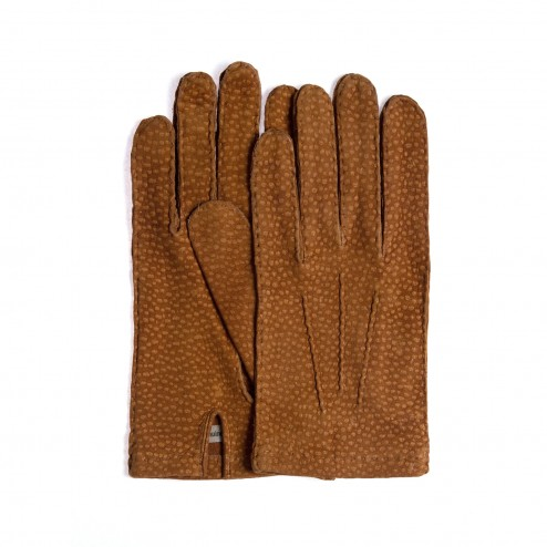 Carpincho Leather Gloves