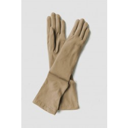 Dakota Gloves in Beige
